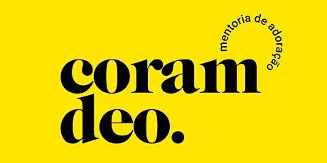Mentoria Coram Deo // 03 bilhetes