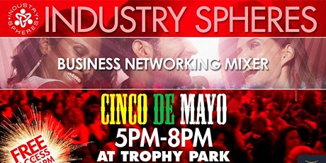 Industry Spheres Business Networking Mixer at Trophy Park (Frisco) tickets