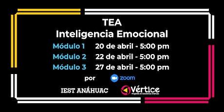 TEA: Inteligencia Emocional (4ta gene) entradas