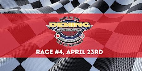 Deming Speedway Race #4  April 23rd tickets