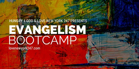 Evangelism Boot Camp boletos