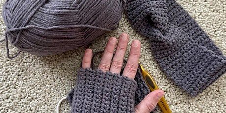 Online Workshop: Crochet for Beginners tickets