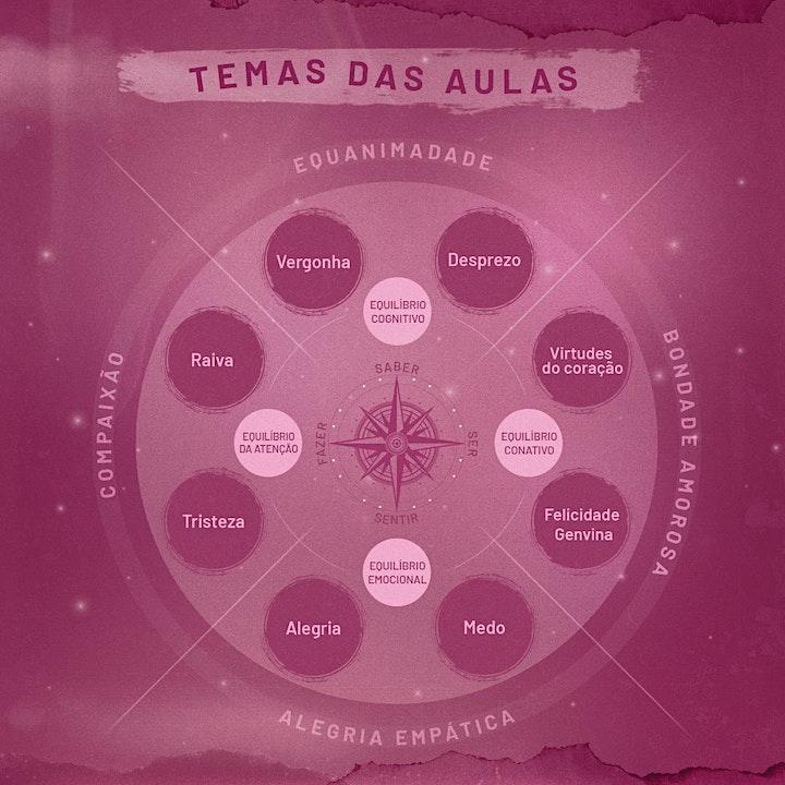 Imagem do evento Programa Online Cultivando Equilíbrio Emocional