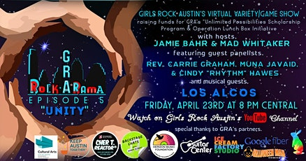 "GRA Rock-A-Rama, Ep. 5 ""Unity"" Premier tickets"