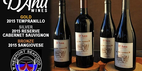 Winemaker Seated Tasting with D'Anu Wines tickets