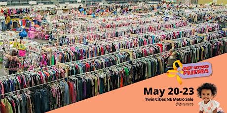 JBF Twin Cities NE Metro Sale Presale & Public Sale Tickets | May 20-23 tickets