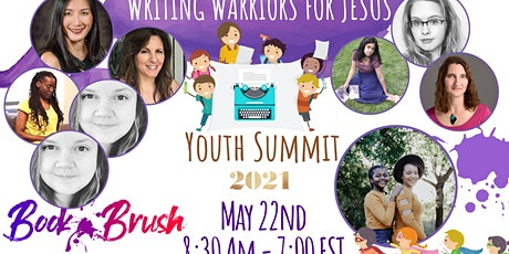 Writing Warriors for Jesus Youth Summit - May 22, 2021 tickets