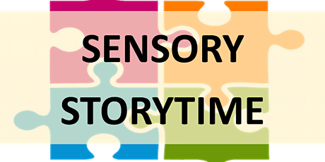 Virtual Adult Sensory Storytime May tickets