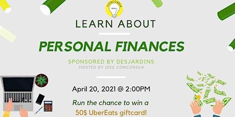 Personal Finances Workshops tickets