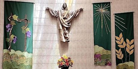 St. Justin Indoor  Vigil Mass (100 Max People) tickets