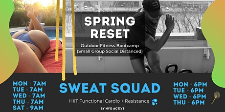 Sweat Squad tickets