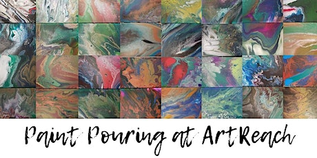 Paint Pouring Class tickets