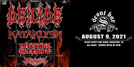 DEICIDE with special guests Kataklysm tickets