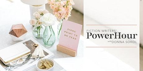 Fiction Writers' PowerHour tickets