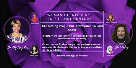 Women Of Influence In The 21st Centrury tickets