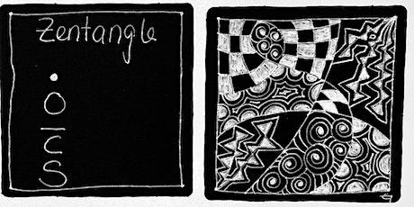 Zentangle Online Workshop (in English) tickets