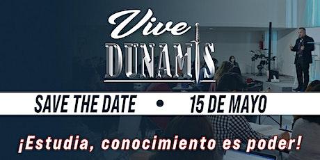 VIVE DUNAMIS 2021 boletos