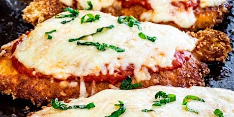 TAKEOUT DINNER - CHICKEN PARM!! tickets