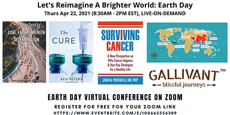 Earth Day Virtual Conference (Brightside Conference) tickets