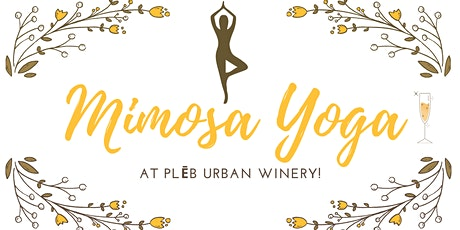 Mimosa Yoga @ plēb tickets