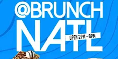 BrunchN ATL Sundays at Sheba Lounge tickets