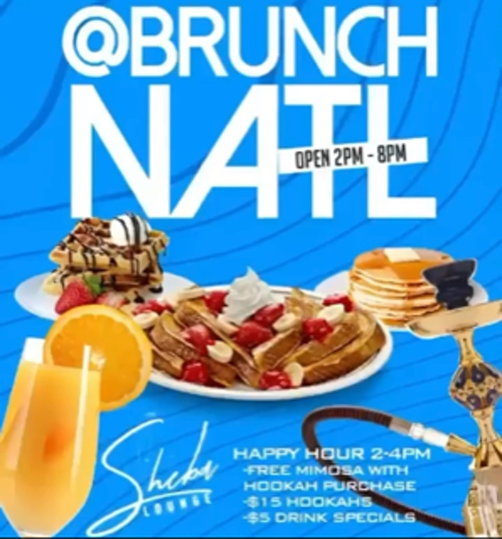 BrunchN ATL Sundays at Sheba Lounge image