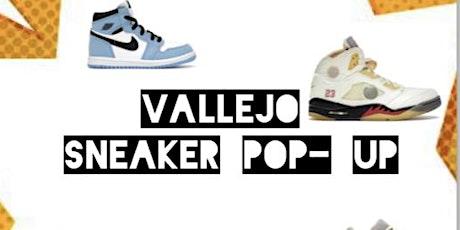 Vallejo Sneaker Pop Up tickets