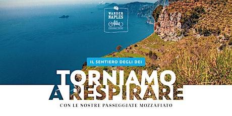 Il Sentiero degli Dei - Torniamo a respirare con le Passeggiate Mozzafiato tickets