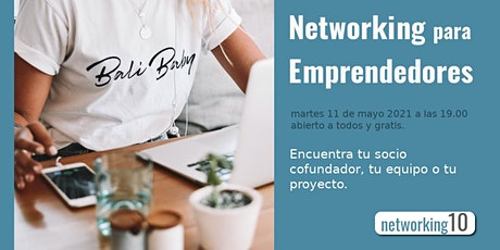 OpenZoom: networking para emprendedores en Madrid entradas