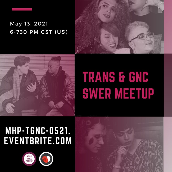 MHP Trans and Non-Binary Community Chat image