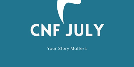 Pitch Personal Essay Collection TO Commissioning Agent @CNF_JULY tickets