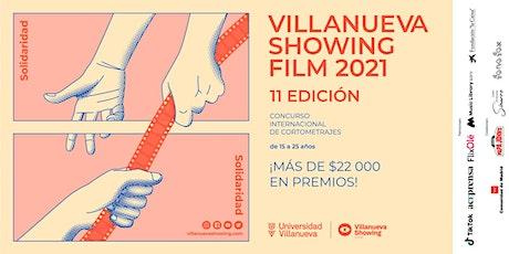 Villanueva Showing Festival - Gala de entrega de premios entradas