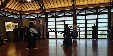 Ripresa del corso di kendo a Napoli biglietti