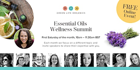 Essential Oils Wellness Summit tickets
