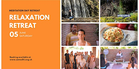 Relaxation Day Retreat in West Wales tickets