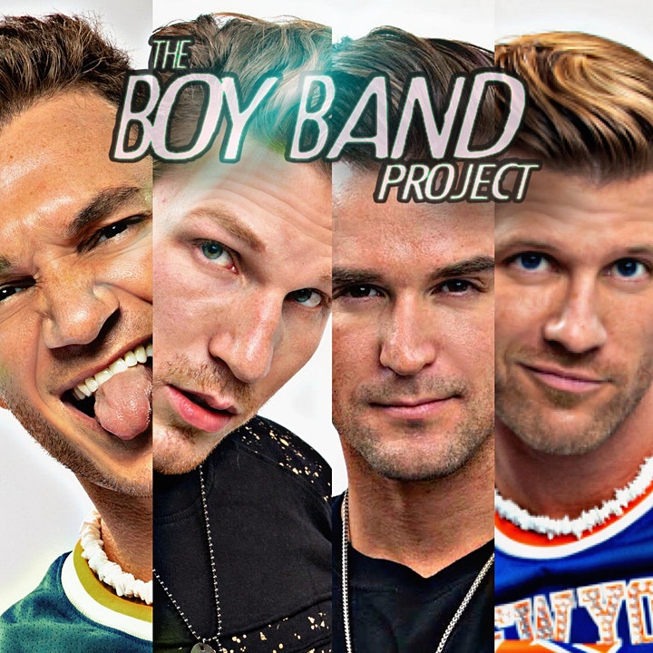 The Boy Band Project! image