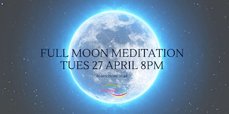 Full moon meditation magic tickets