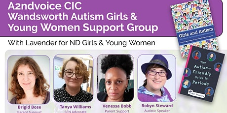 Wandsworth Autism Girls & Young Women Support Group tickets