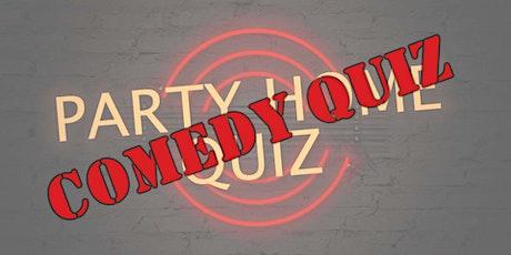 Comedy Quiz - Vígjátékok minden mennyiségben tickets