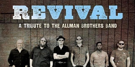 Cadieux Cafe Presents: Revival, A Tribute to the Allman Brothers Band tickets