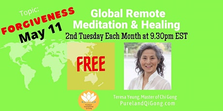 Global  Remote Healing -Forgiveness tickets