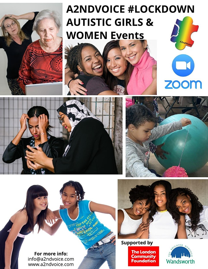 Wandsworth Autism Girls & Young Women Support Group image
