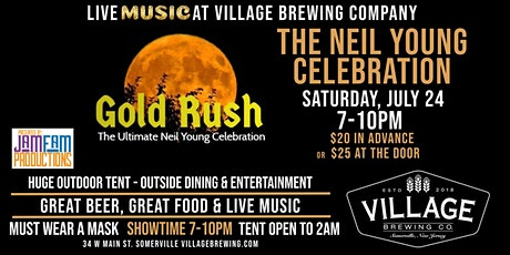 Gold Rush: A Neil Young Celebration @ Village Brewing Company tickets
