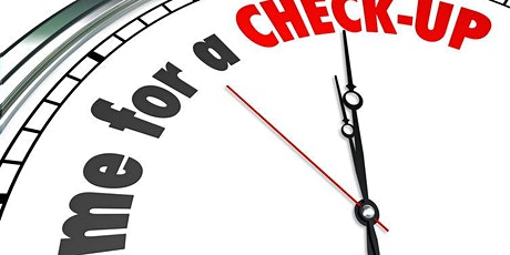 Pandemic Productivity Checkup tickets