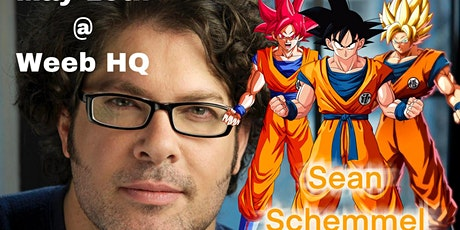 Sean Schemmel Signing and Meet & Greet tickets