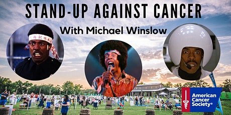 Stand-up Against Cancer with Michael Winslow tickets