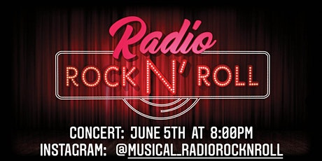 CONCERT RADIO ROCK N' ROLL tickets