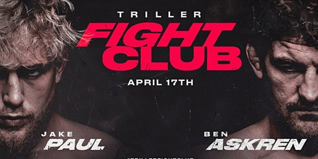ONLINE-StrEams@!.PAUL v ASKREN FIGHT LIVE ON 2021 tickets