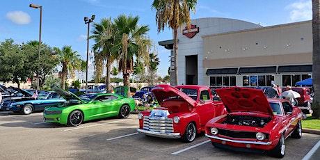 Hot Rods & Harleys Car Show tickets