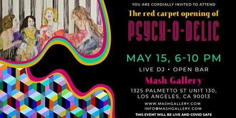 Psych-O-Delic tickets